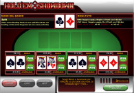 Hold'em Showdown: poker in versione da casinò online
