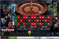 Marvel Roulette: supereroi in un gioco classico